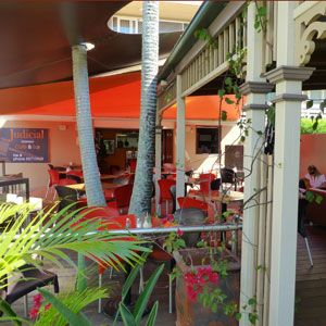 Judicial Cafe & Bar