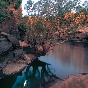 Nitmulik National Park (Katherine Gorge)