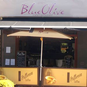 Blue Olive Cafe + Restaurant
