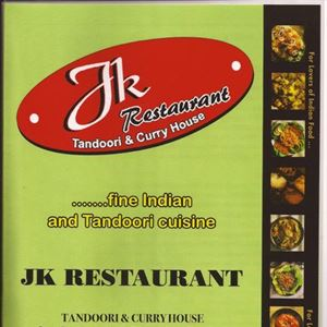 JK Restaurant Tandoori & Curry House