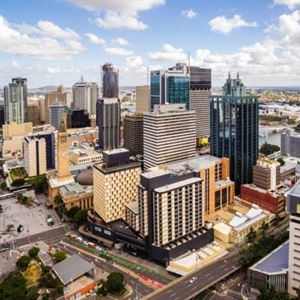 Pullman & Mercure Brisbane King George Square
