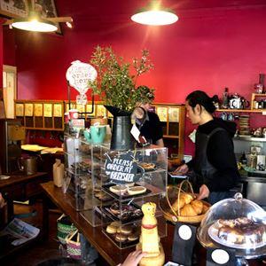Forsyth Cafe