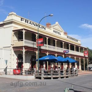 Franklin Harbour Hotel Bistro