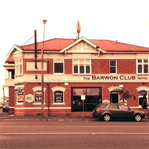 Barwon Club Hotel