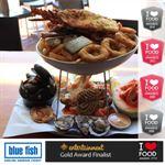 Blue Fish Seafood Restaurant Darling Harbour