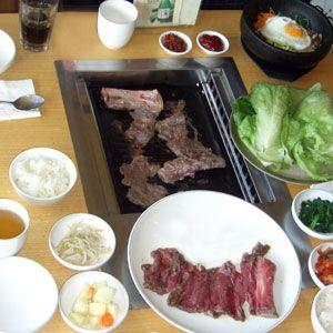 New Koreana BBQ