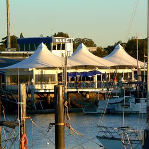 Moreton Bay Boat Club Restaurant