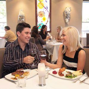 Fedora's Restaurant Hilton Hotel