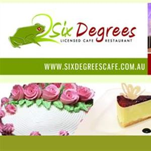 Six Degrees Licensed Cafe and Restaurant