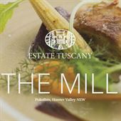 The Mill Restaurant Logo