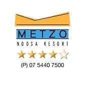 Metzo Noosa Resort Logo