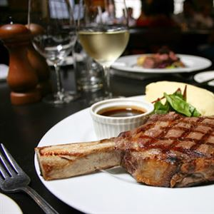 Steersons Steakhouse - Lime St