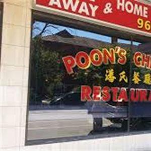 Poons Restaurant