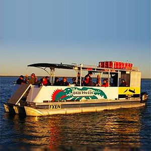 Croc and Crab Tours Karumba