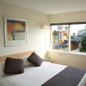 Easystay At The Bayside Motel Melbourne