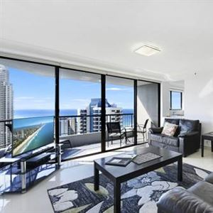 Surfers Century Oceanside Apartments Gold Coast