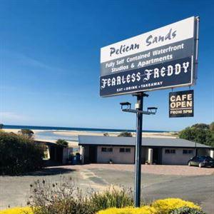 Pelican Sands Scamander