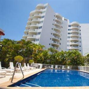 Surf Parade Resort Gold Coast