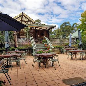 Geranium Cottage Cafe
