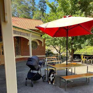 Hepburn Pavilion Cafe