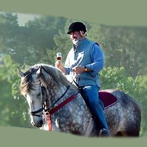 Horseback Winery Tours - Spring Creek Farm