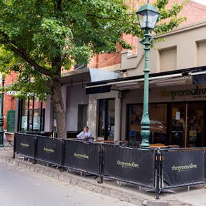 The Green Olive Cafe & Larder