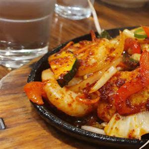 Kimchi Hut Korean BBQ Soup Restaurant