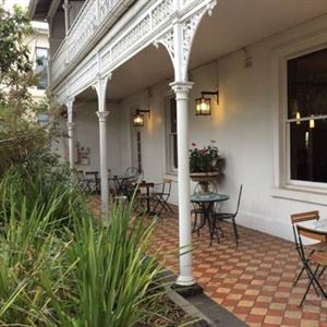 Richmond Hill Hotel Melbourne