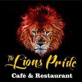 The Lions Pride Cafe & Restaurant Logo
