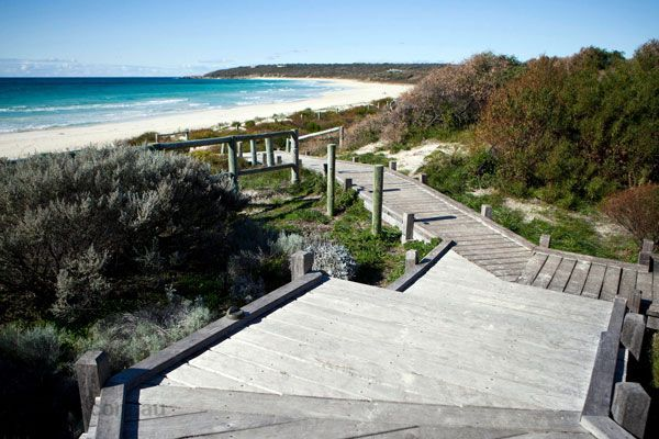 Bunkers Beach House  Dunsborough