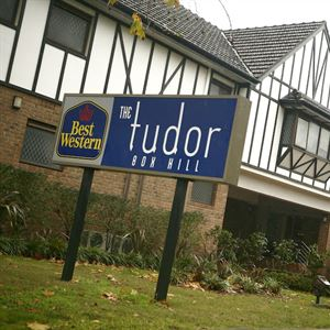 Best Western The Tudor - Restaurant