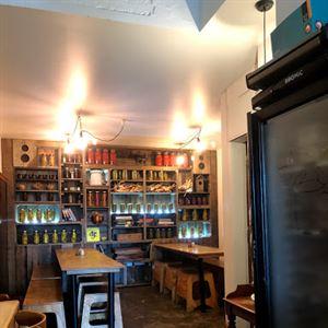 Pigeon Hole Cafe