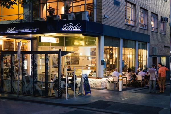 Best Greek Restaurants Melbourne Cbd