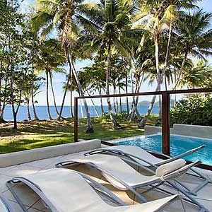 The Beach Villa on Newell Beach