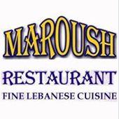 Maroush Lebanese Restaurant Logo