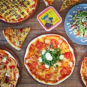 Sven's Viking Pizza