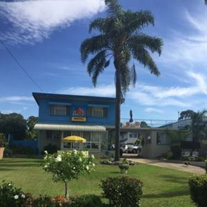 Kon Tiki Motel Apartments
