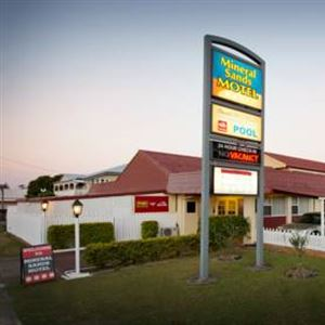 Mineral Sands Motel & Colony Restaurant