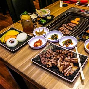 Hanwoori Korean BBQ Buffet