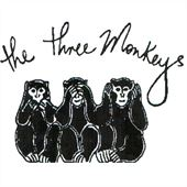 Three Monkeys Coffee & Tea House Logo