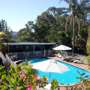 Aquajet Motel Coffs Habour