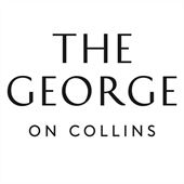 The George on Collins Logo