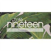 Cafe Nineteen Logo
