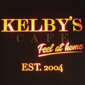 Kelby's Cafe Logo