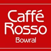 Caffe Rosso Bowral Logo