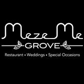 Meze Me Grove Logo