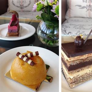 Belle Saveur Patisserie Cafe