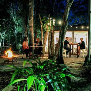 Rainforest Restaurant & Lounge Bar at Thunderbird Park