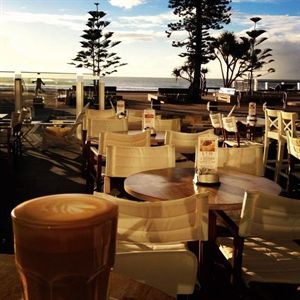 The Surfers Paradise Beach Cafe