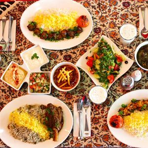 Shiraz Authentic Persian Restaurant